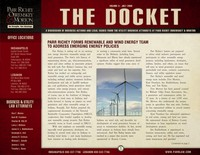 The Docket - July 2008